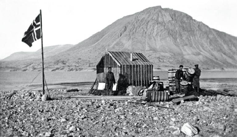Norsk-fangsthytte