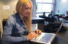Danish university student in Nuuk