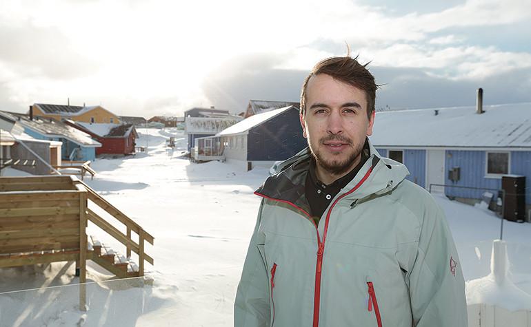 High Tech fra Arktis
