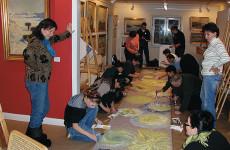 The Seqineq Painters