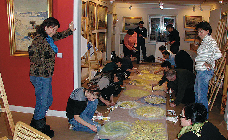 Malergruppen Seqineq