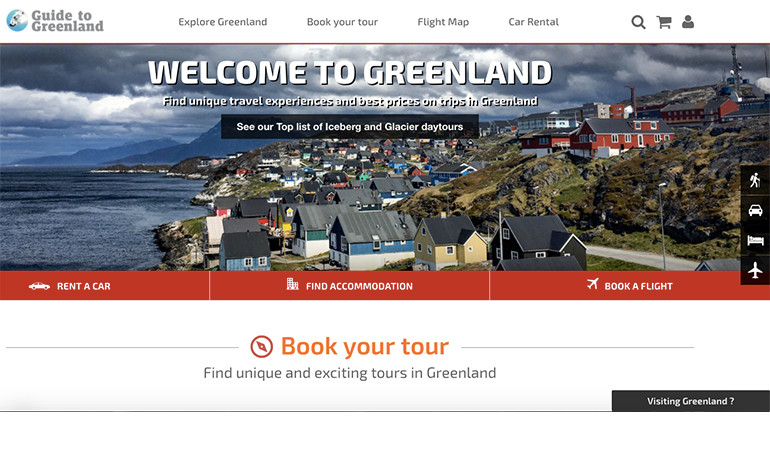 New company will increase tourism in Greenland