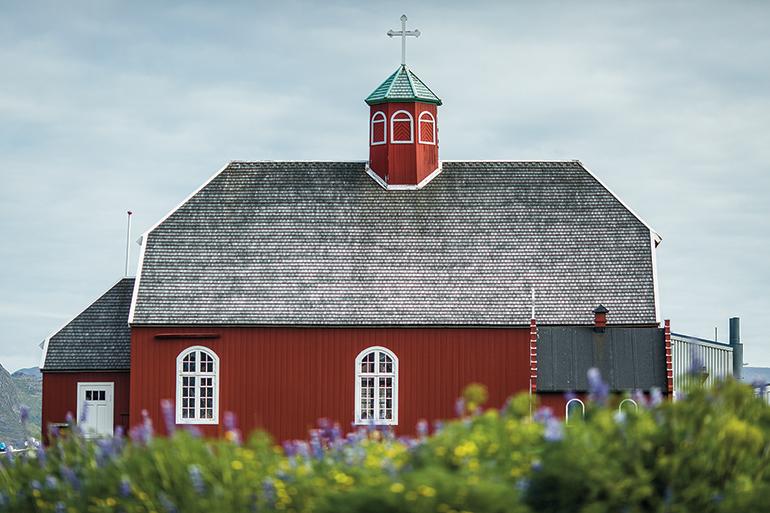 Vor-Frelser-Kirke-Qaqortoq