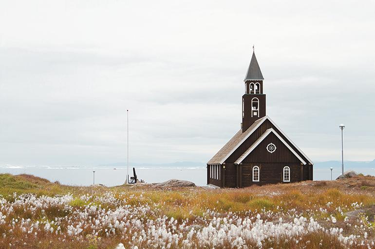 Zionskirken-Ilulissat