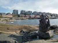 Arktisk hovedstad med vokseværk