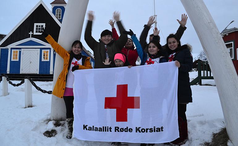 OPERATION DAGSVÆRK TIL FORDEL FOR KALAALLIT RØDE KORSIAT – INUA